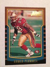 2000 Bowman #225 - Ahmed Plummer - San Francisco 49ers (RC)