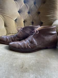 Prada Ankle Boots (Men's) UK 8