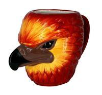 Harry Potter - Fawkes 3D Mug-IKO1464-IKON COLLECTABLES