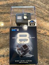 NEW SEALED GoPro HERO 8 Black 12MP Waterproof 4K Camera Camcorder Hypersmooth 2