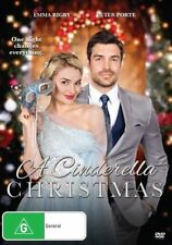 A Cinderella Christmas DVD CHRISTMAS TV MOVIES BRAND NEW RELEASE R4