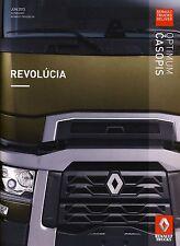 Renault Truck Optimum Magazine 06 / 2013 catalogue brochure camion lkw Slovakia