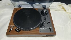 Vintage REALISTIC LAB-400 Direct Drive Automatic Turntable Tested Works Amazing