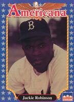 1992 Starline #237 Jackie Robinson Dodgers Baseball Card
