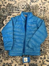Columbia Boys Airspace Down Jacket, Sz XS