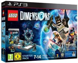 LEGO Dimensions: Starter Pack (Import) - PlayStation 3 by  LEGO