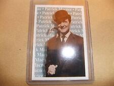 RARE PATRICK MacNEE CORNERSTONE REDEMPTION CARD MINT THE TV AVENGERS RETURN RIGG