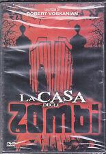 Dvd **LA CASA DEGLI ZOMBI** nuovo 1977