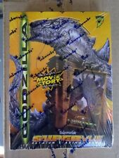 SEALED BOX GODZILLA SUPERVUE TRADING CARDS! INKWORKS!! 36 PACKS / 5 CARDS PER!!
