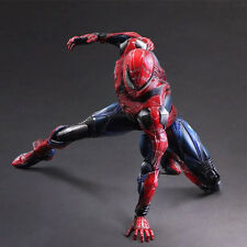 VARIANT Play Arts Kai Marvel Universe Spider-Man Action Figure Statue NEW IN BOX