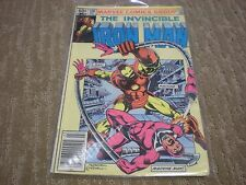 Iron Man #168 (1968 1st Series) Marvel Comics FN/VF