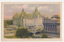 Canada, Chateau Laurier, Ottawa Postcard, B249