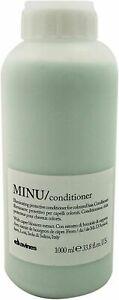 Davines Minu Conditioner 33.8 oz - 1000 ml New - Authentic