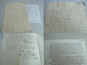 Document Garenfeld (Hagen) 1776: Wever Allows Cramer Housebuilding On Worthof