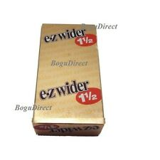 EZ-WIDER 1 1/2 LIGHT GOLD Rolling Papers 24 Booklets New Box