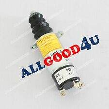 New Shutoff Stop Solenoid Valve 1500-2011 1502-12D6U1B2S1A for Woodward 12V