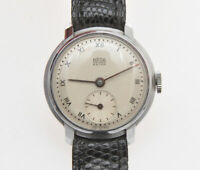 Arsa vintage 1945 lady 25mm steel watch NEW OLD STOCK pristine unused