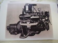 New Listing1951 Studebaker V8 Engine 11 X 17 Photo Picture