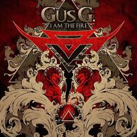 GUS G. - I AM THE FIRE (SPECIAL EDITION DIGI)  CD NEU