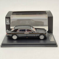 Rolls-Royce Phantom VII Black Diecast Models Limited Edition Collection 1:64