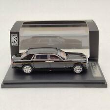Rolls-Royce Phantom VII Black Diecast Models Limited Edition Collection 1:64