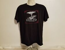 A Great Night in Harlem at the Apollo Theater 2014 Adult Large Black Tshirt