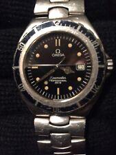 Omega Seamaster Professional 200M Vintage SS Quartz Diver Watch