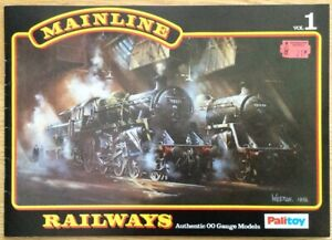 Mainline Railways Volume 1 Catalogue OO Palitoy Lovely Condition Model Magazine.