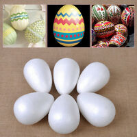 Eggs Polystyrene Ball Styrofoam Foam Ball Modelling Craft Christmas Hj