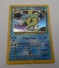 Gyarados - Original Holo -Base Set 6/102 Pokemon R9255