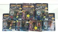 Vtg Playmates Star Trek Deep Space Nine Action Figures Collectible Figures  Lot