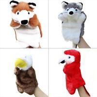 Cartoon Cute Animal Hand Glove Puppet Soft Plush Puppets Kid Childrens Toy Gift