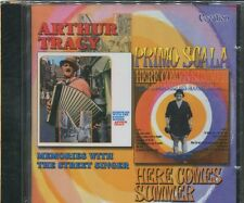 ARTHUR TRACY MEMORIES WITH THE STREET SINGER & PRIMO SCALA - HERE COMES - CD