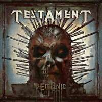 Testament Demonic LP VINYL Nuclear Blast 2018 NEW