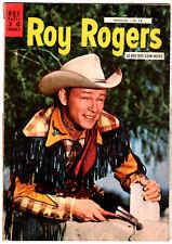 ROY ROGERS n°15 ¤ LE ROI DES COWBOYS ¤ 1954 SAGE