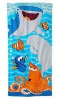 NWT Disney Finding Dory Beach Swim Bath Towel 28x58 100% Cotton msrp 29.99 NEW