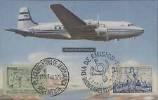 AVIATION PAN AMERICANS CLIPPERS DIA DE EMISION 1946 BUENOS AIRES
