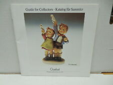 Goebel Hummell Figurines Guide For Collectors English And Other Languages