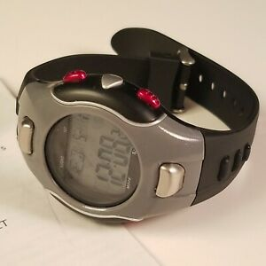 HealthSmart Heart Rate Monitor Time Date Item# 03-402-000 EUC Timer Stopwatch
