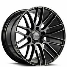 "4ea 19"" Savini Wheels BM13 Gloss Black w/ DDT Rims (S7)"