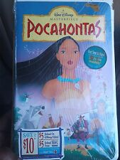 BRAND NEW!!! covered in original plastic!!! POCAHONTAS..... MASTERPIECE EDITION
