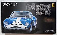 FUJIMI 1/24 Ferrari 250 GTO experimental Le Mans 24h 1962 HR-35 scale model kit