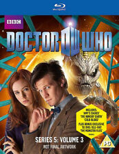 Doctor Who Series 5 - Part 3 Blu-Ray NEW BLU-RAY (BBCBD0084)