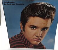 Elvis Presley Lot Of Books