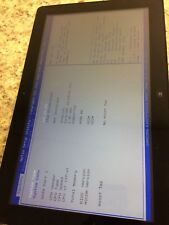 Samsung Series 7 Slate XE700T1A Wi-Fi, 11.6in - Black - Boots To Bios No HD
