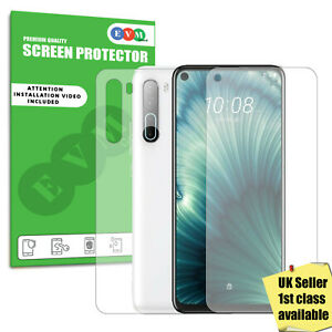 FULL BODY Screen Protector For HTC Wildfire E1 plus FILM TPU HYDROGEL Cover