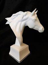 ROYAL WORCESTER DORIS LINDNER HORSE HEAD ~ PHAETHON