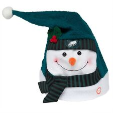 Philadelphia Eagles - Animated Snowman Musical Stocking Hat
