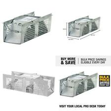 X-Small 2-Door Professional Live Animal Cage Trap for Mice, Rat and Vole