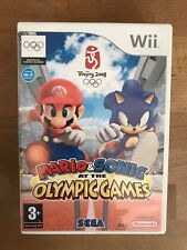 MARIO AND SONIC AT THE OLYMPIC GAMES FOR THE NINTENDO WII